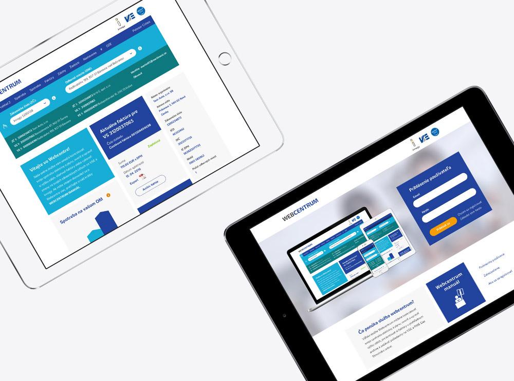 Client dashboard redesign